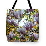 Magnolia Maidens In A Border Tote Bag