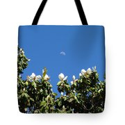 Magnolia Moon Tote Bag
