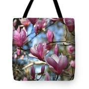 Magnolia Perspective Tote Bag