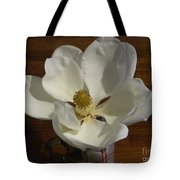 Magnolia Still 1 Tote Bag