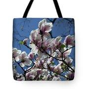 Magnolia Twig Tote Bag
