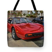 Magnum Pi Tote Bag