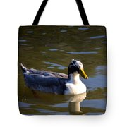 Magpie Duck Tote Bag