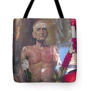 Maha Samadhi Day Tote Bag