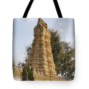 Maharaja's Palace India Mysore Tote Bag