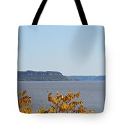 Maiden Rock Tote Bag