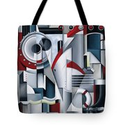 Maiden Voyage Tote Bag by Catherine Abel