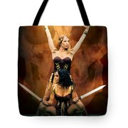 Maidens Of The Killing Fields Tote Bag