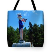 Mail For Uncle Sam Tote Bag