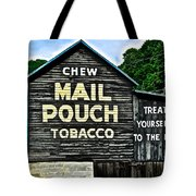 Mail Pouch Chew Tote Bag