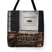 Mail Slot Tote Bag