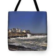 Main Coastline Tote Bag