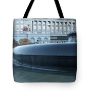 Main Fountain State Capital Tote Bag
