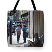 Main Street Concord Tote Bag