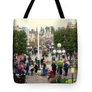 Main Street Disneyland 02 Tote Bag