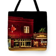 Main Street East Bernard Tote Bag