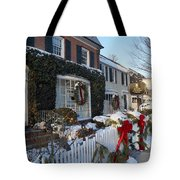 Main Street Tote Bag