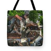 Main Street Rocamadour Tote Bag