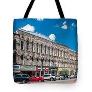 Main Street Usa Tote Bag