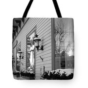 Main Street Usa Tote Bag