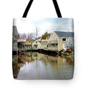 Maine Backwater Tote Bag