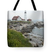 Maine Coastline  Tote Bag