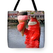 Maine Ice Cream Tote Bag