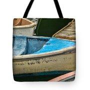 Maine Rowboats Tote Bag