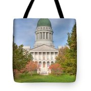 Maine State House I Tote Bag