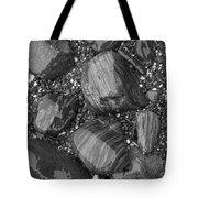 Maine Stones Tote Bag