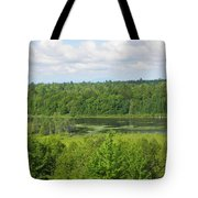 Mainely Green Tote Bag