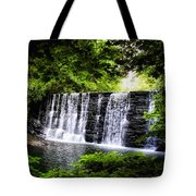 Mainline Waterfall Tote Bag