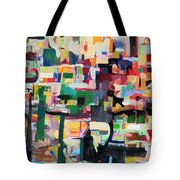Mainstay And Assurance Of The Righteous 3  Tote Bag