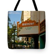 Mainzer Theater Tote Bag