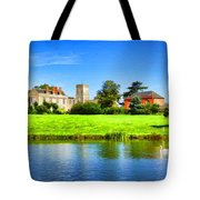 Maisemore Court And Church 2 Tote Bag