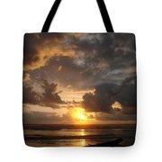 Majestic Sunset Tote Bag
