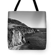 Majestic Coast Tote Bag