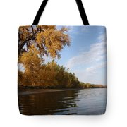 Majestic Cottonwood Tote Bag