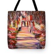 Majestic Garden Tote Bag