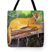 Majestic Hand Embroidery Tote Bag