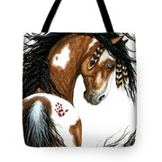 Majestic Horse #106 Tote Bag