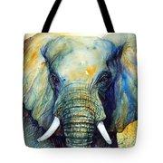 Majestic-iii Dappled Tote Bag