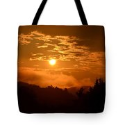 Majestic Is Your Name Tote Bag