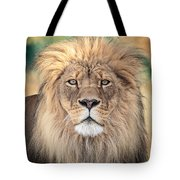 Majestic King Tote Bag