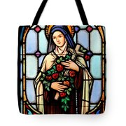 Majestic Mary Tote Bag