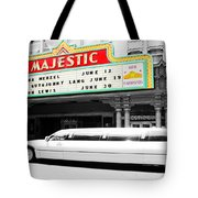 Majestic Night At The Show Tote Bag