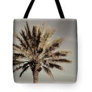 Majestic Palm Tote Bag