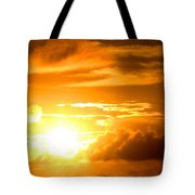 Majestic Sunset Tote Bag
