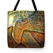 Majestic Tortoise Tote Bag