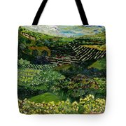 Majestic Valley Tote Bag